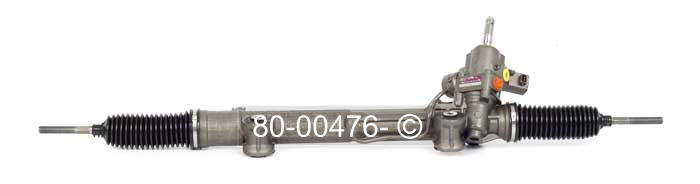 Mercedes_Benz E430                           Power Steering RackPower Steering Rack