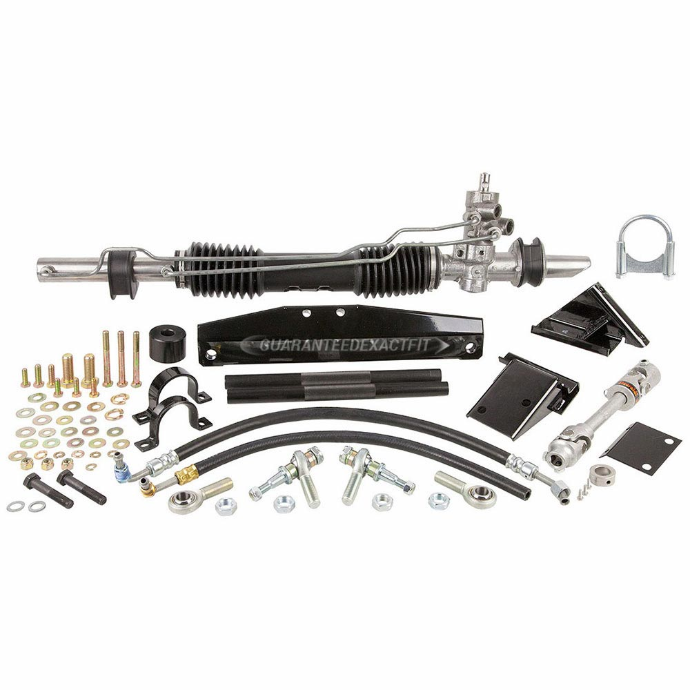 Mercury Cougar                         Steering Rack Conversion Kit
