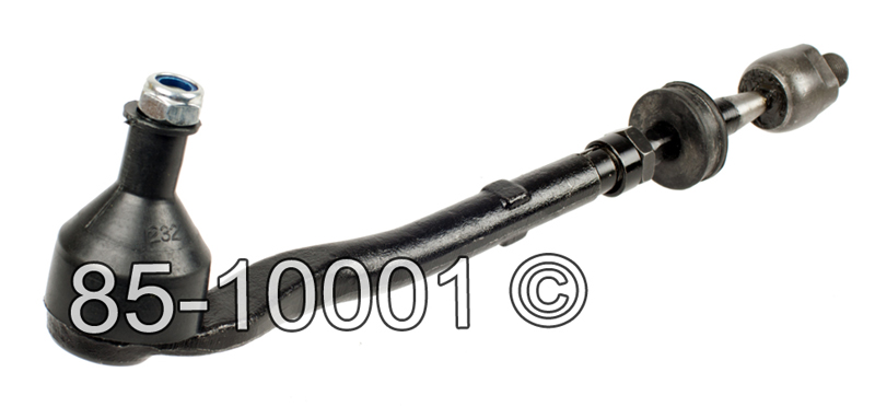 BMW 525 Complete Tie Rod Assembly