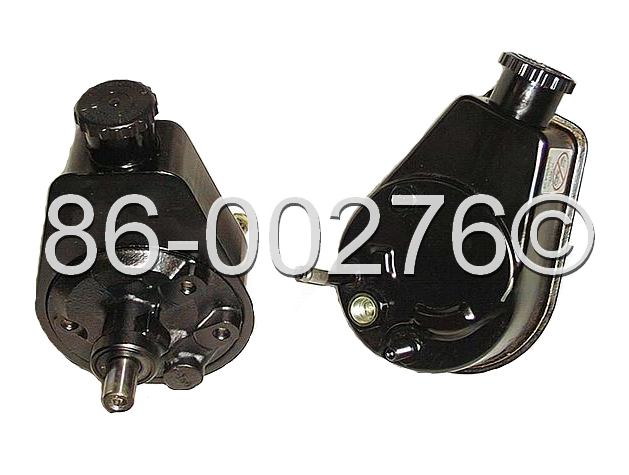 Chevrolet Corvette                       Steering PumpSteering Pump