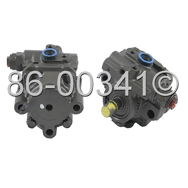 Toyota T100                           Steering PumpSteering Pump