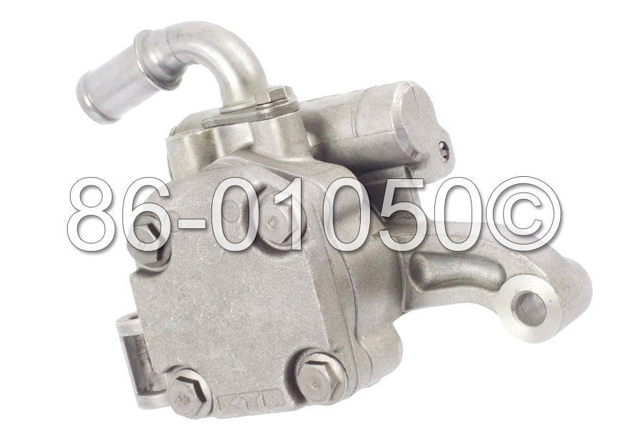 GMC Acadia                         Steering PumpSteering Pump