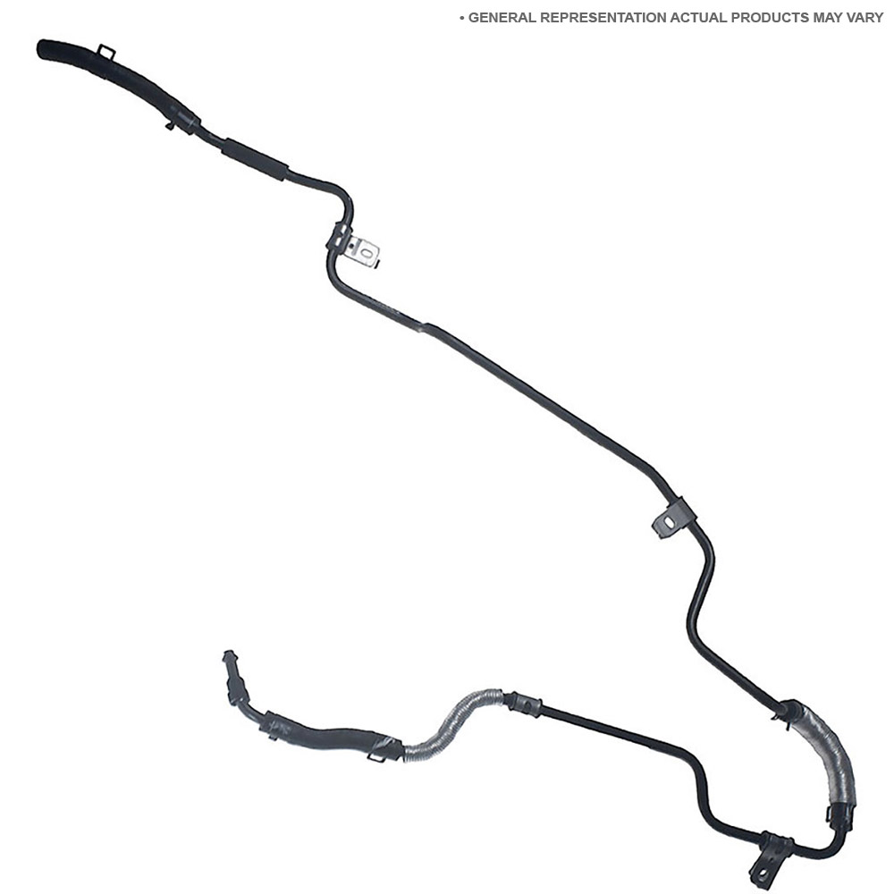 ford return side steering hose parts  view online part