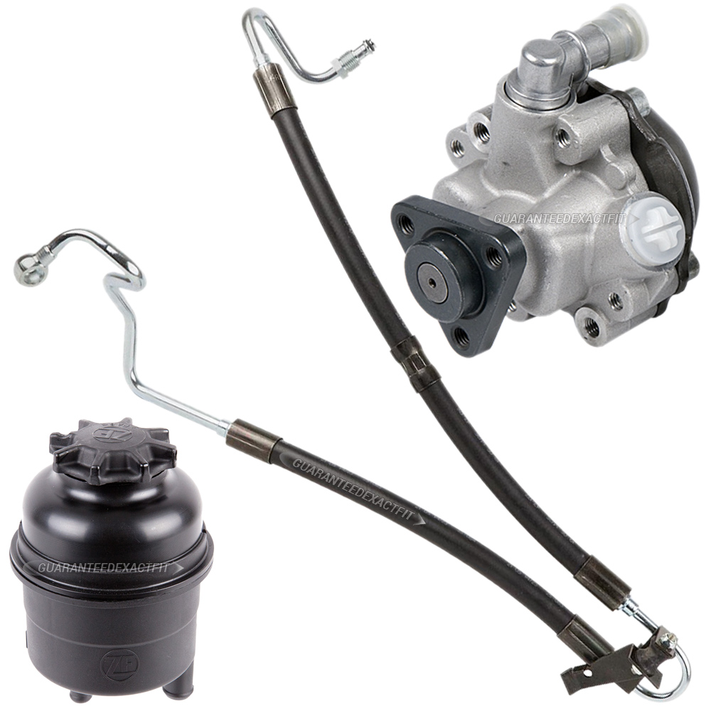 2002 BMW 325i Power Steering Pump Kit From Car Parts