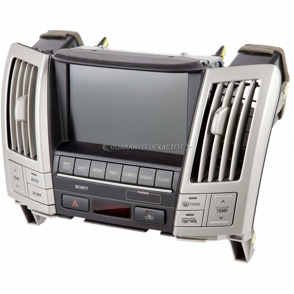 Lexus RX300                          Center Module ScreenCenter Module Screen