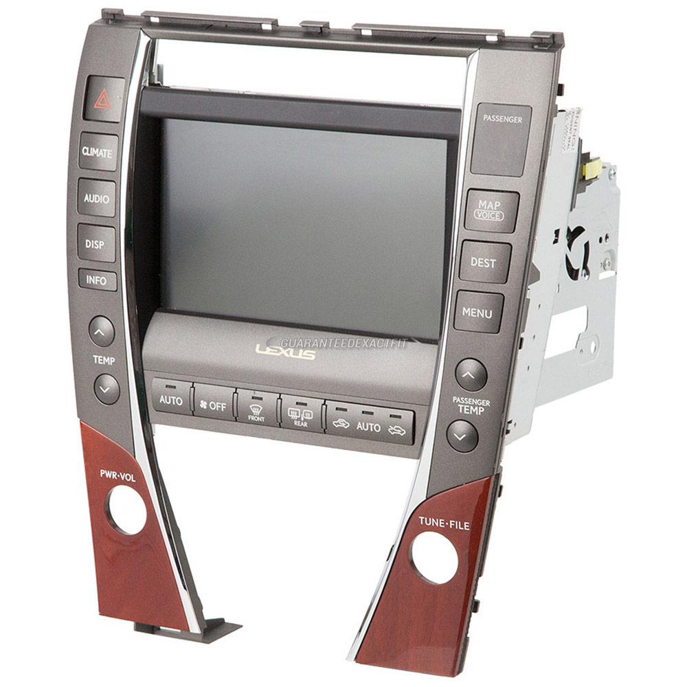 Lexus ES300                          Navigation UnitNavigation Unit