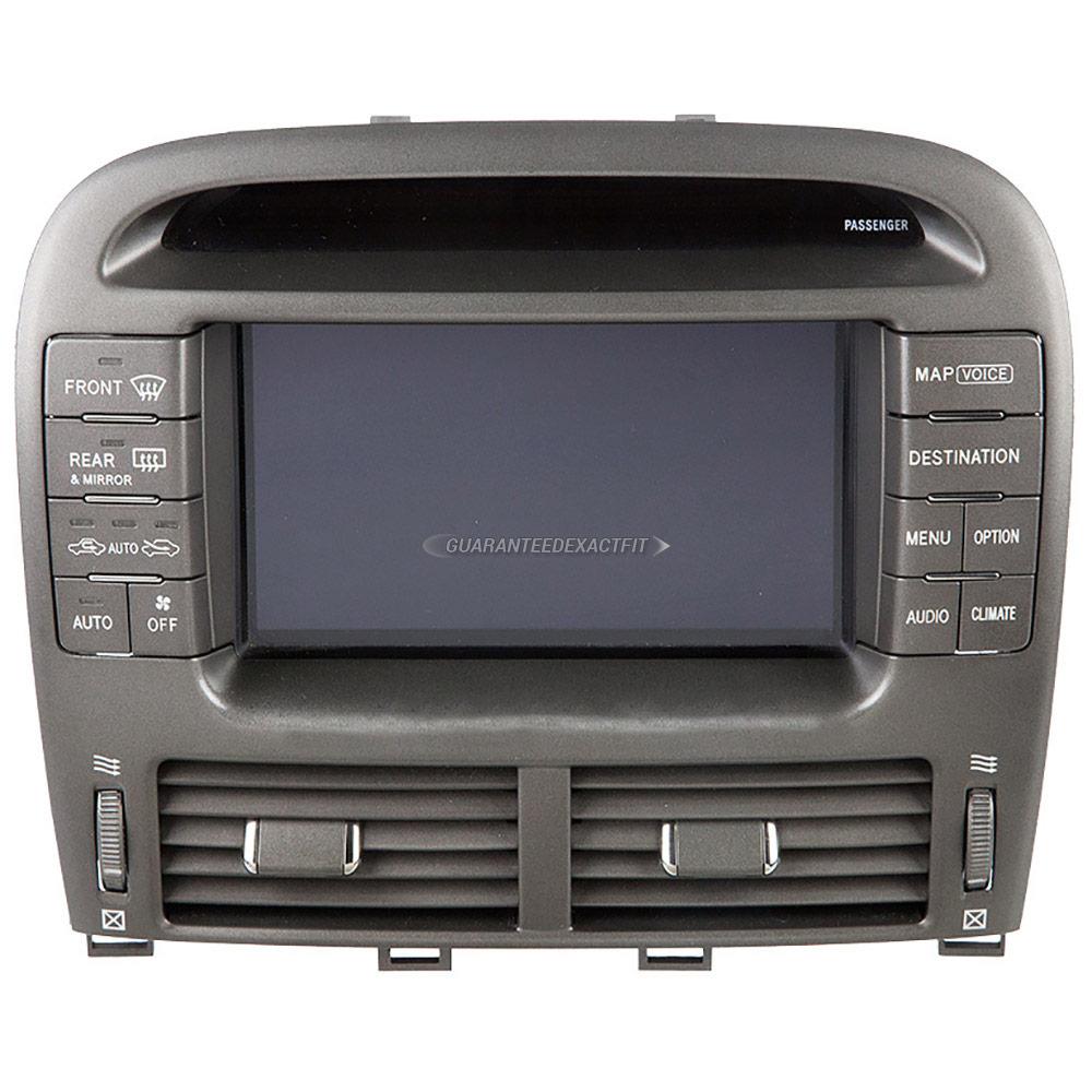Lexus LS400                          Navigation UnitNavigation Unit