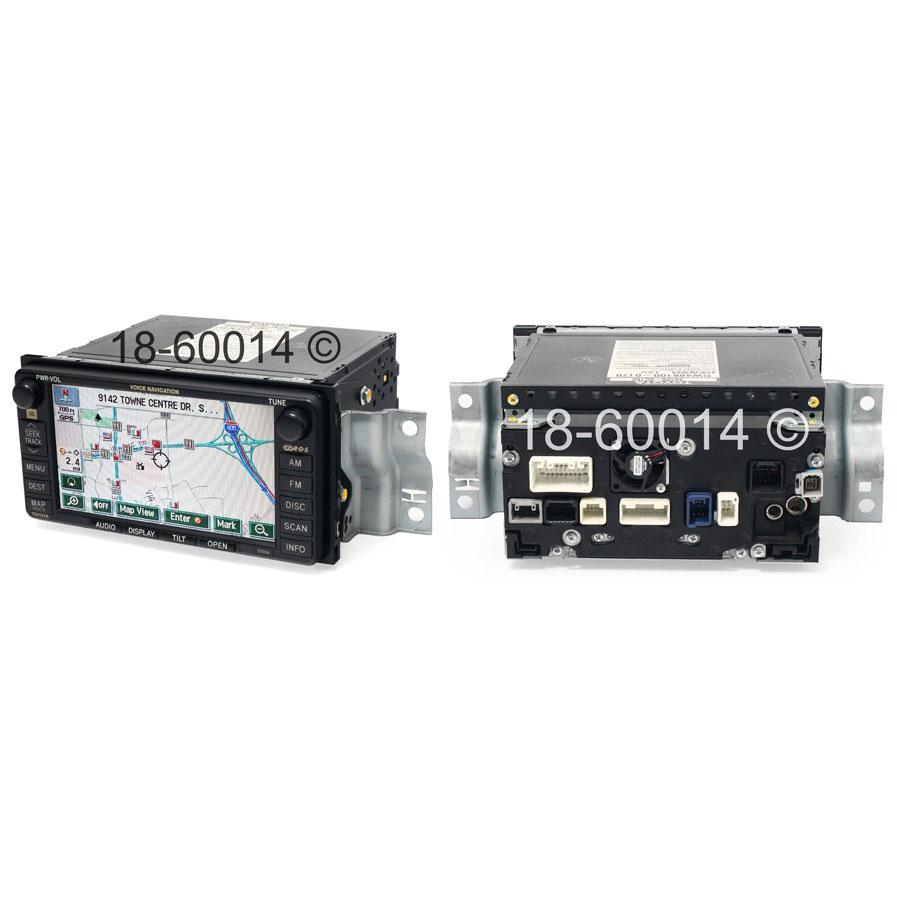Toyota Sienna                         Navigation UnitNavigation Unit