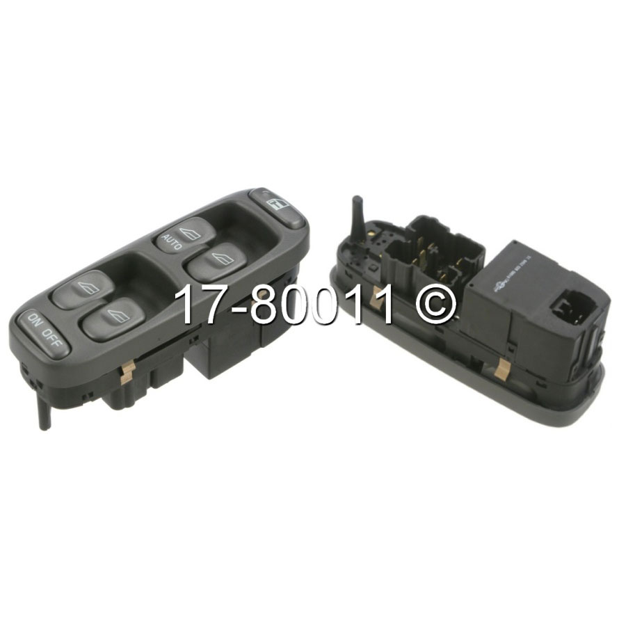 Volvo V70                            Window SwitchWindow Switch