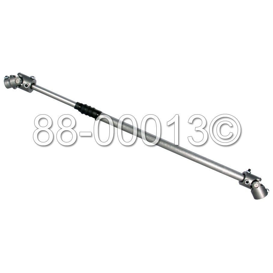 Jeep CJ Models                      Steering ShaftSteering Shaft