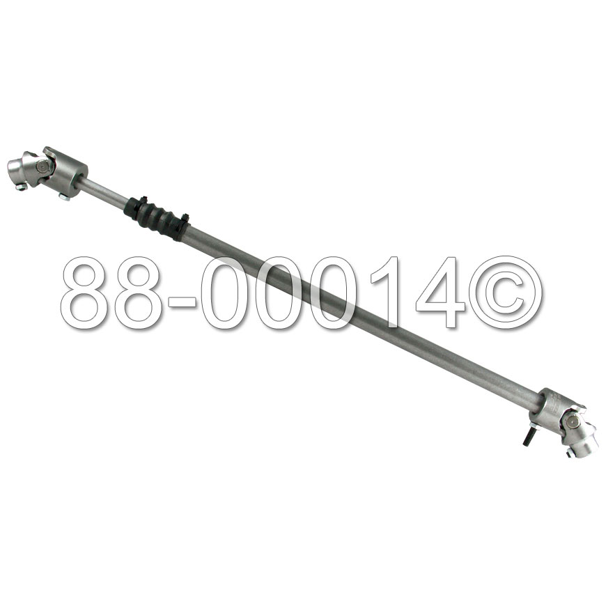 Ford F Series Trucks Steering Shaft