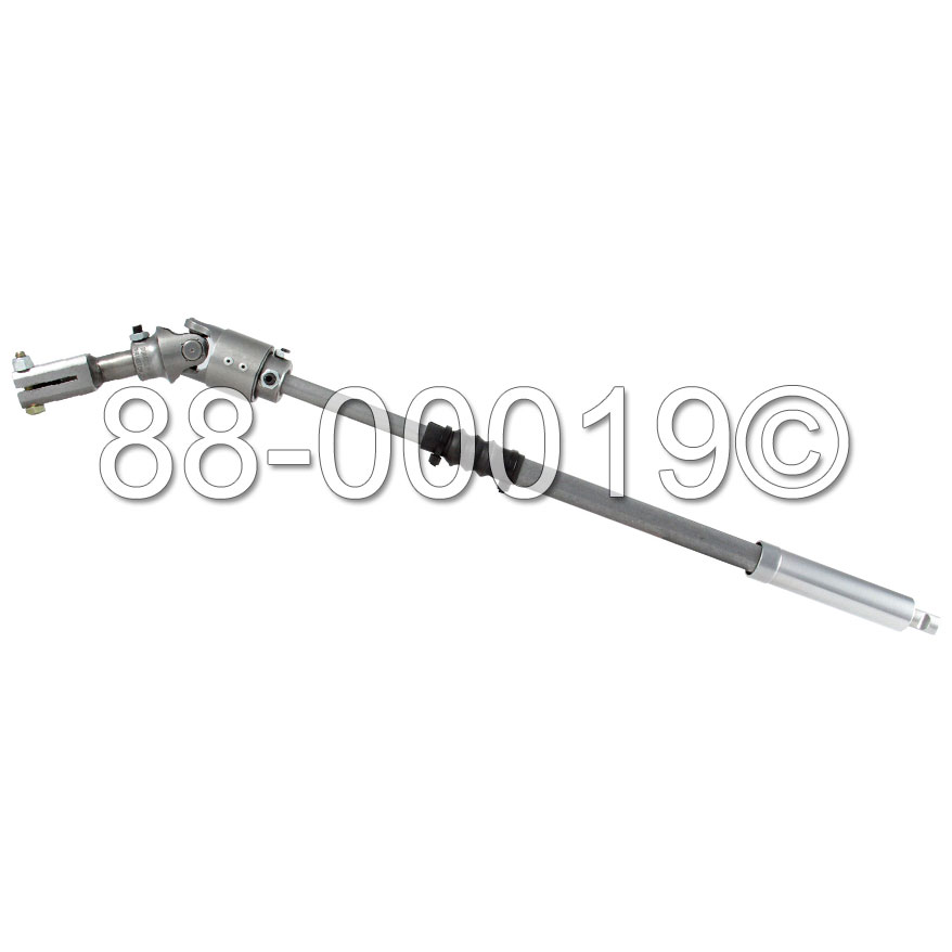 Jeep Wrangler Steering Shaft