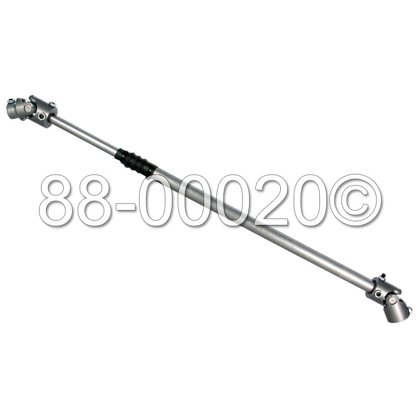 Jeep CJ Models Steering Shaft
