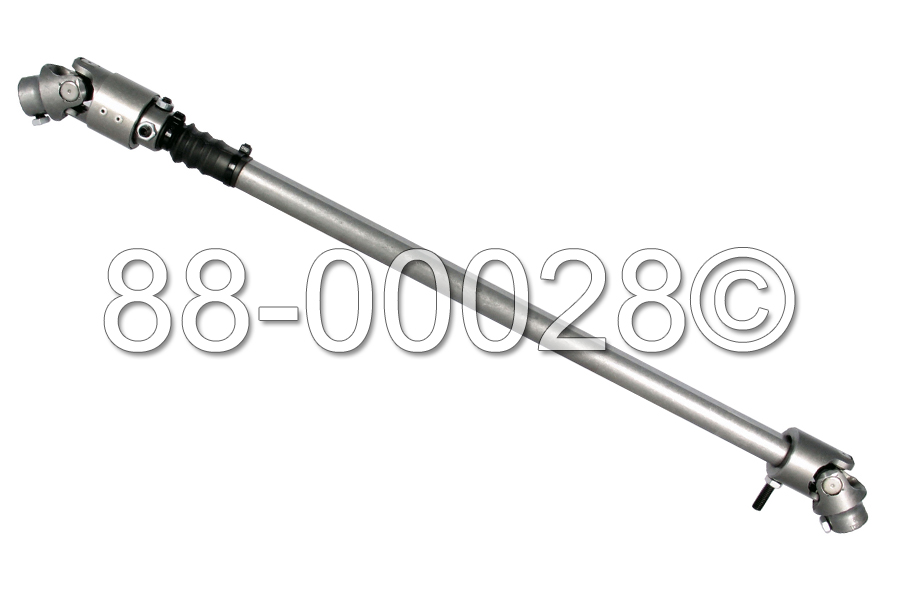 Ford F Series Trucks                Steering ShaftSteering Shaft