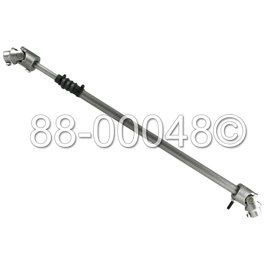 Ford Bronco                         Steering ShaftSteering Shaft