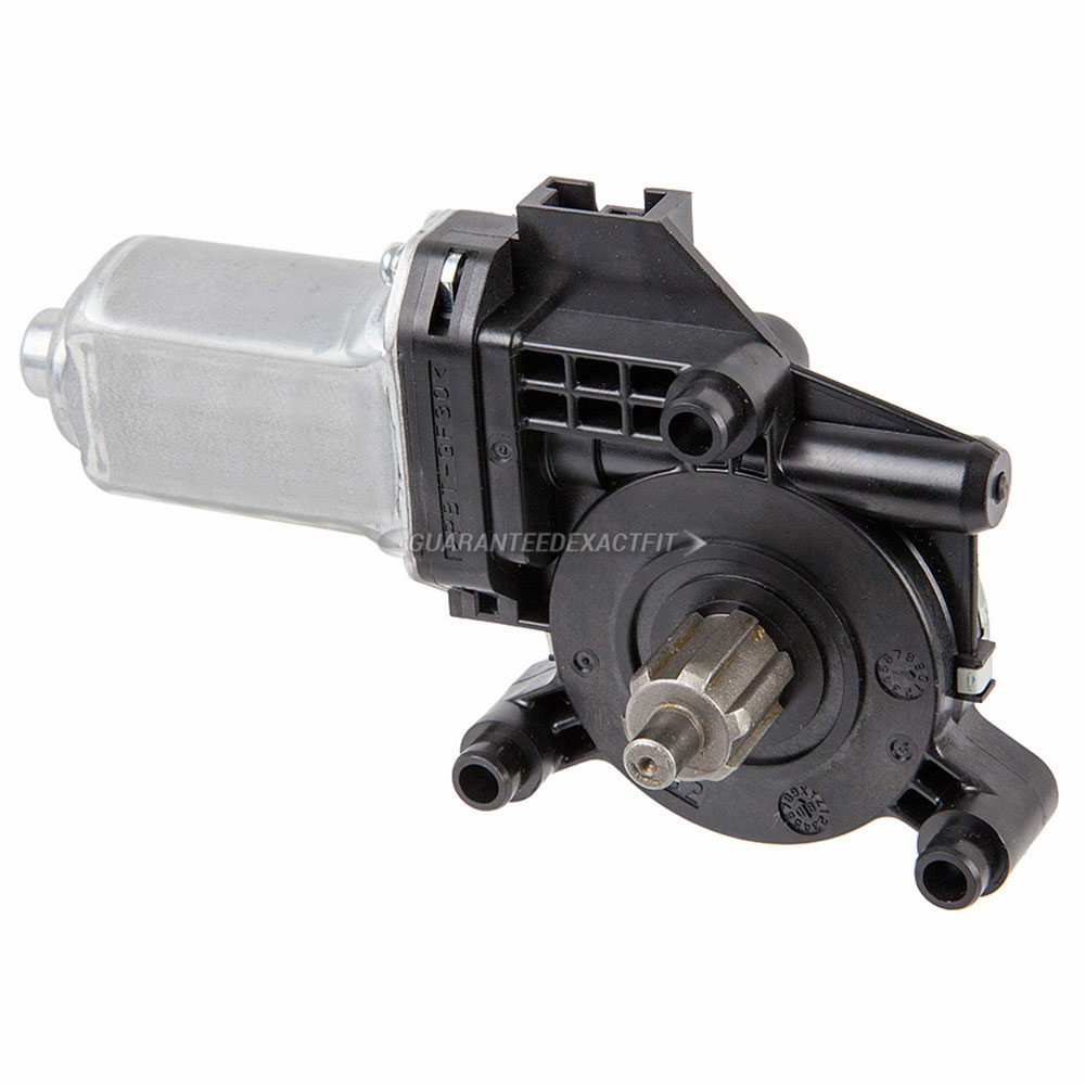 Chevrolet Equinox                        Window Motor OnlyWindow Motor Only