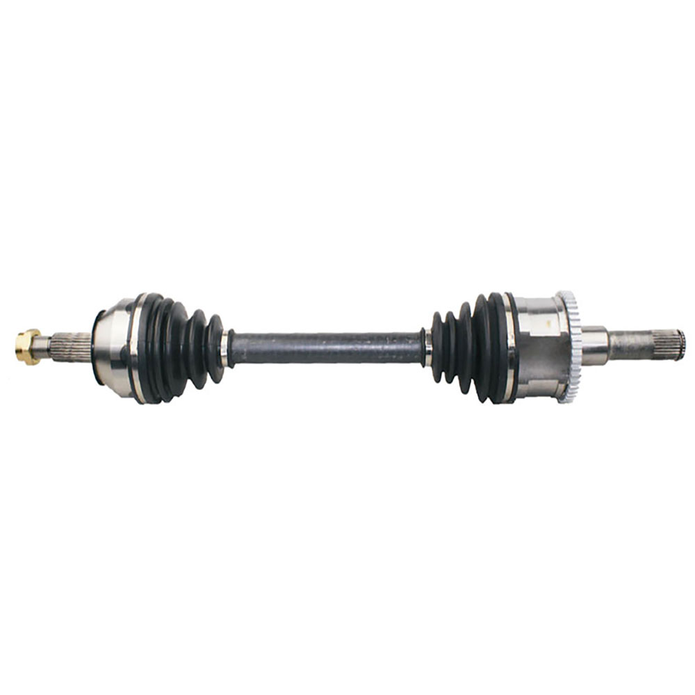 Lincoln Mark Series                    Drive Axle RearDrive Axle Rear