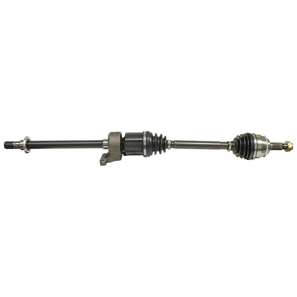 Mini Cooper                         Drive Axle FrontDrive Axle Front