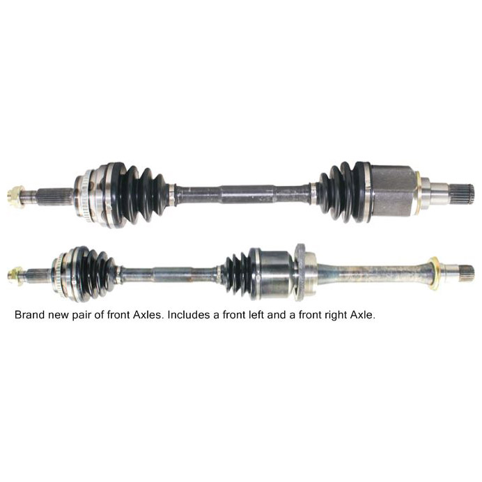 2005 toyota camry drive axle kit parts from car parts warehouse. Black Bedroom Furniture Sets. Home Design Ideas