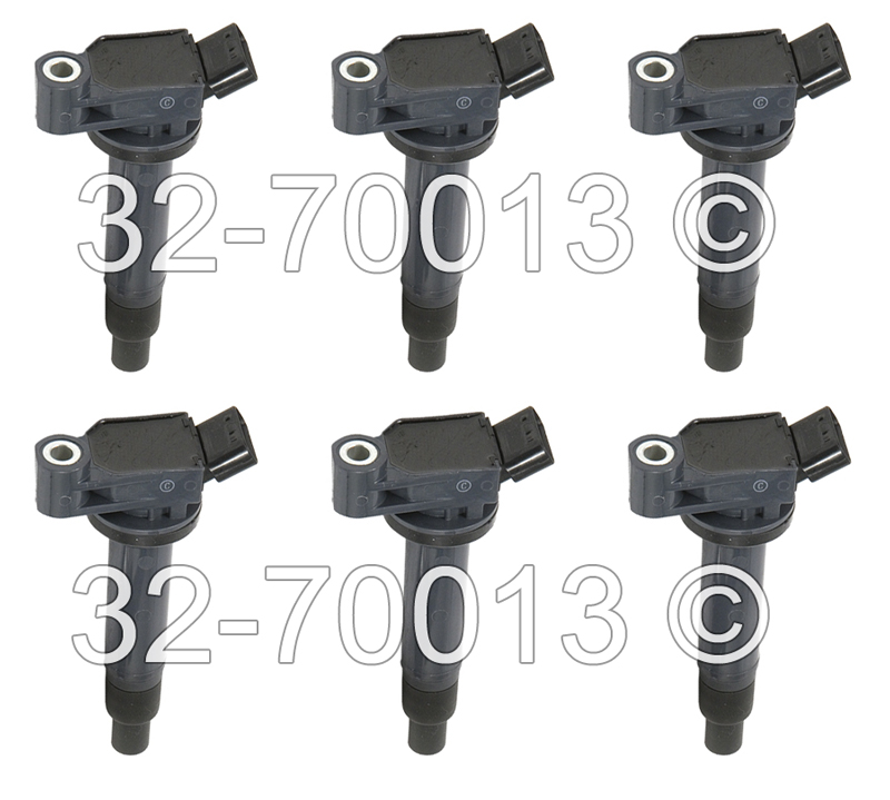 Lexus ES300                          Ignition Coil SetIgnition Coil Set