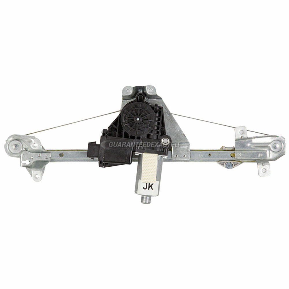 Cadillac Catera                         Window Regulator with Motor