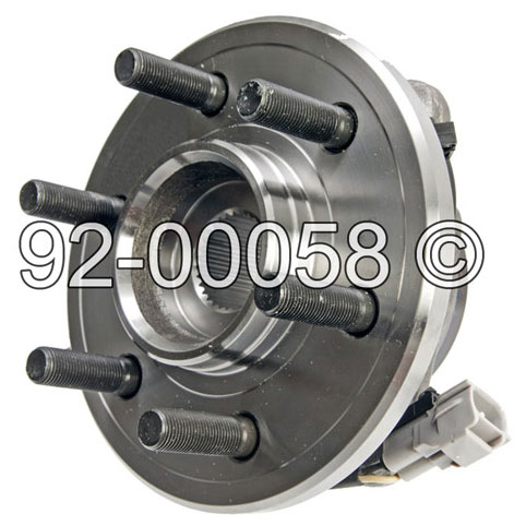 Dodge Durango                        Wheel Hub AssemblyWheel Hub Assembly
