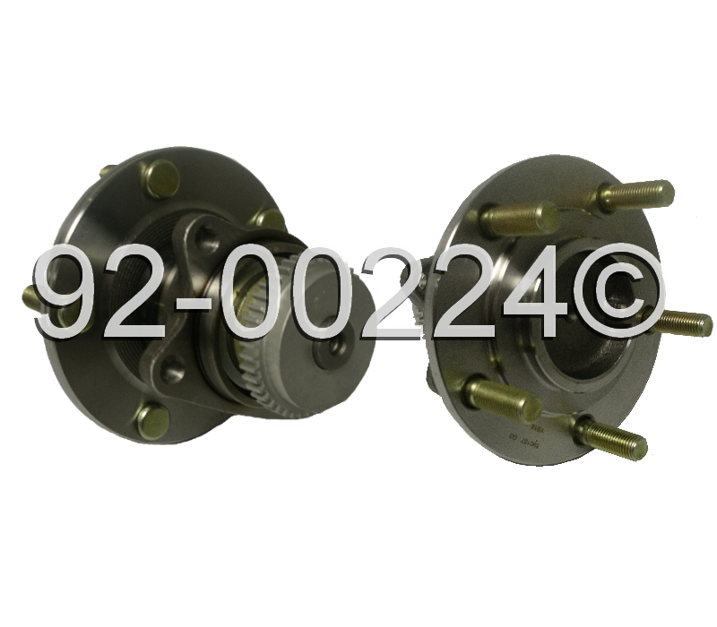 Mitsubishi Diamante                       Wheel Hub AssemblyWheel Hub Assembly