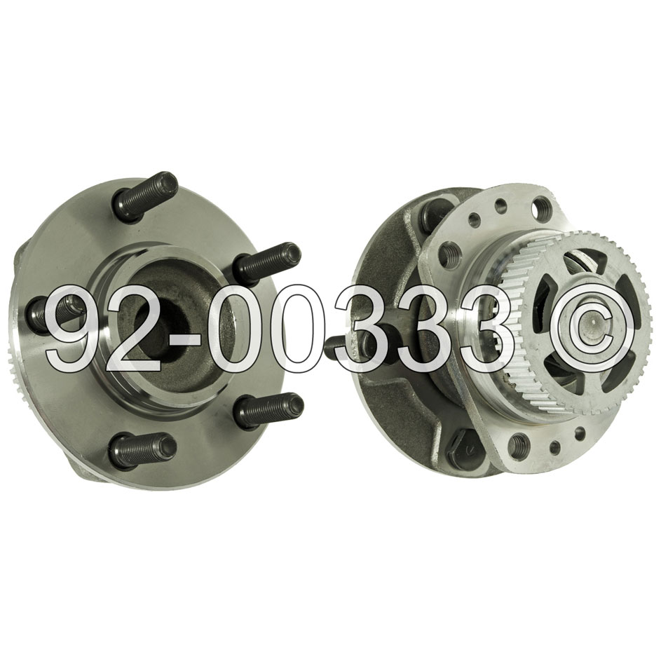 Chrysler Town and Country               Wheel Hub AssemblyWheel Hub Assembly