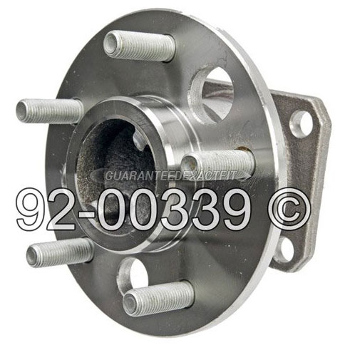Pontiac 6000                           Wheel Hub AssemblyWheel Hub Assembly
