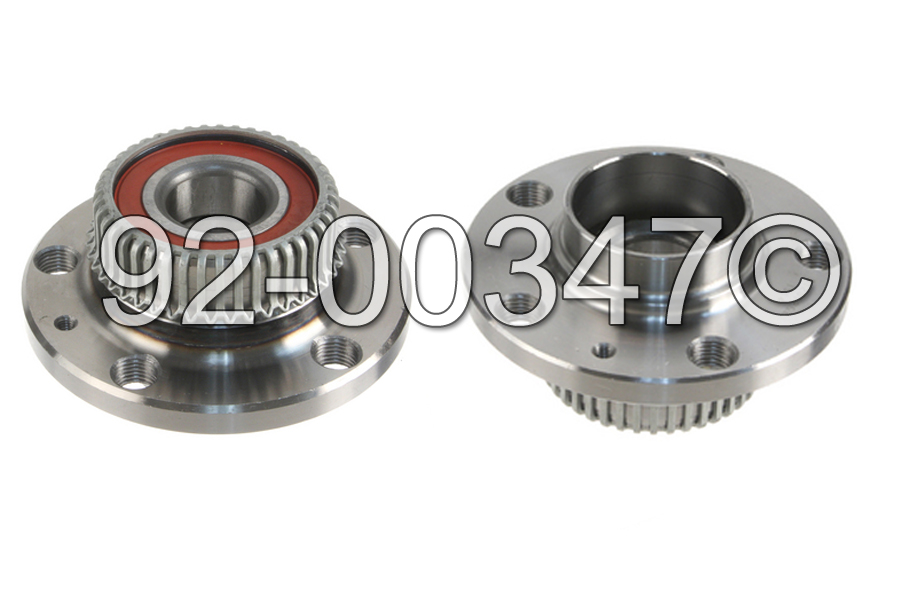 VW Jetta                          Wheel Hub AssemblyWheel Hub Assembly