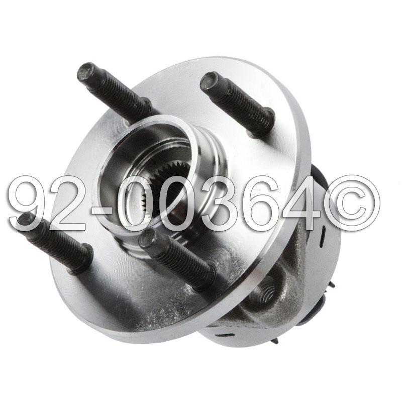 Saturn Ion                            Wheel Hub AssemblyWheel Hub Assembly