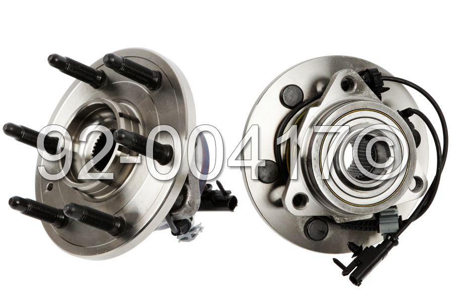 Cadillac Escalade                       Wheel Hub AssemblyWheel Hub Assembly