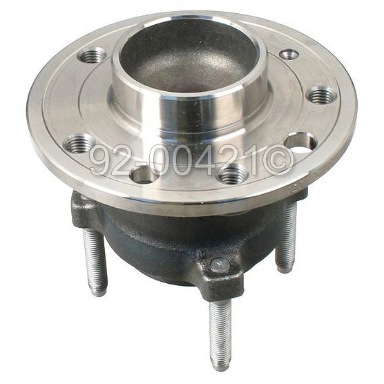 Saab 9-3                            Wheel Hub AssemblyWheel Hub Assembly