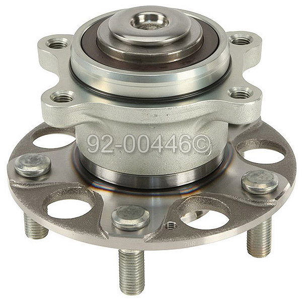 Acura TSX Wheel Hub Assembly