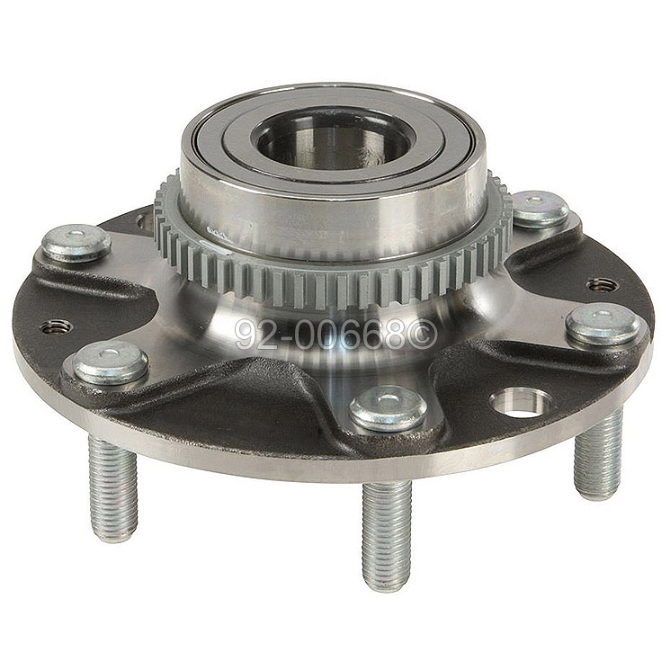 Hyundai Entourage                      Wheel Hub AssemblyWheel Hub Assembly