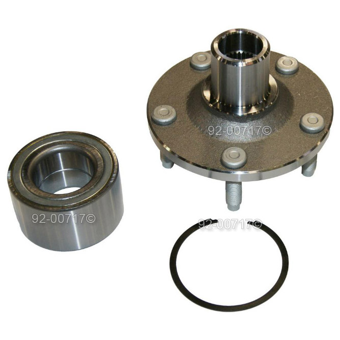 Mercury Marquis                        Wheel Hub AssemblyWheel Hub Assembly