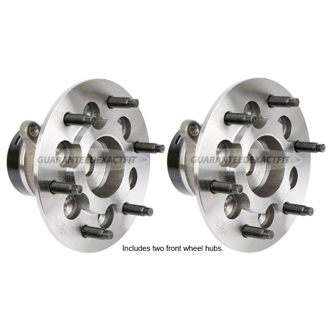 GMC Canyon                         Wheel Hub Assembly KitWheel Hub Assembly Kit