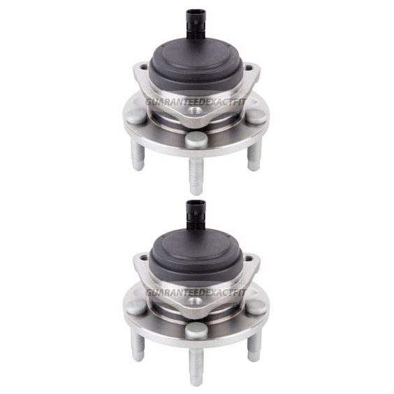 Chevrolet Caprice                        Wheel Hub Assembly KitWheel Hub Assembly Kit