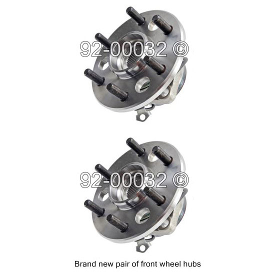 Chevrolet Suburban                       Wheel Hub Assembly KitWheel Hub Assembly Kit