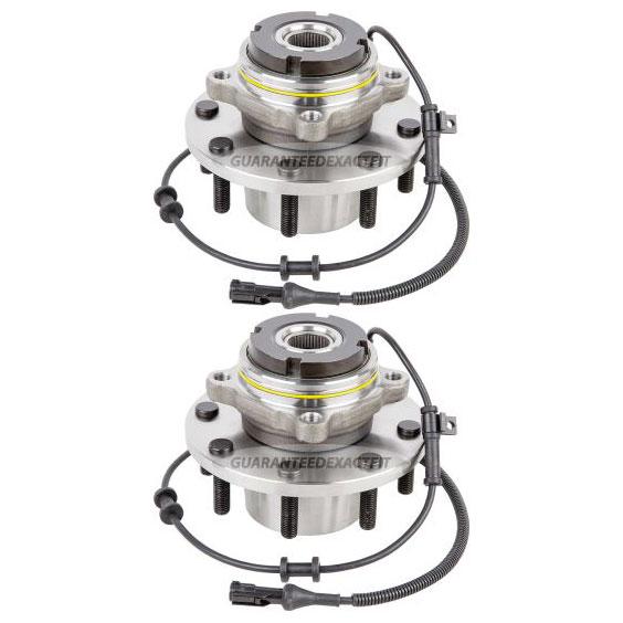 Ford F Series Trucks                Wheel Hub Assembly KitWheel Hub Assembly Kit