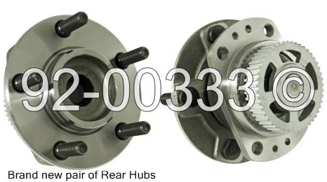 Chrysler Town and Country               Wheel Hub Assembly KitWheel Hub Assembly Kit