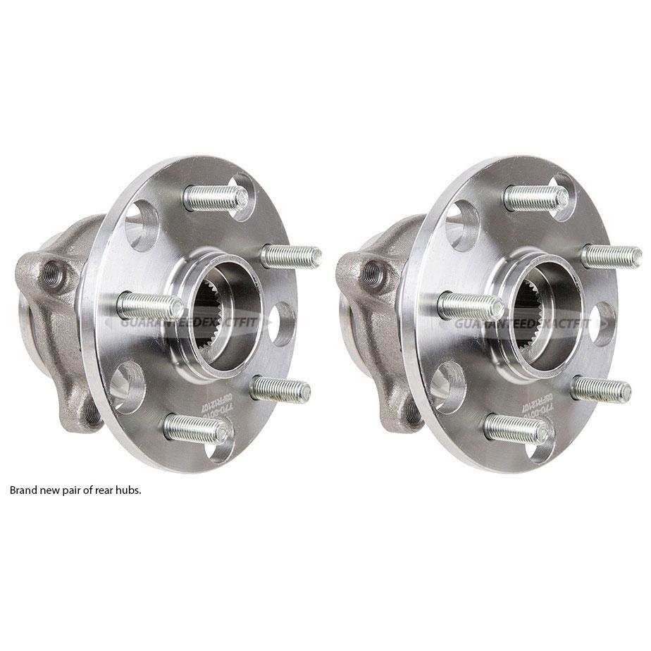 Lexus IS F                           Wheel Hub Assembly KitWheel Hub Assembly Kit