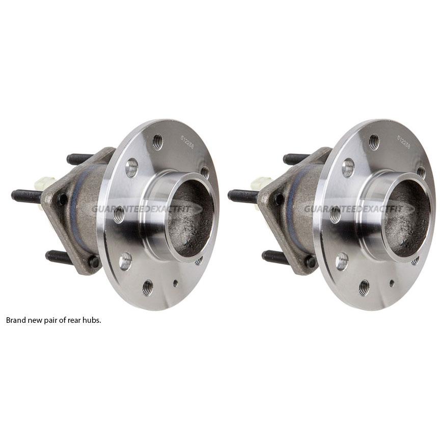 Saturn L-Series                       Wheel Hub Assembly KitWheel Hub Assembly Kit