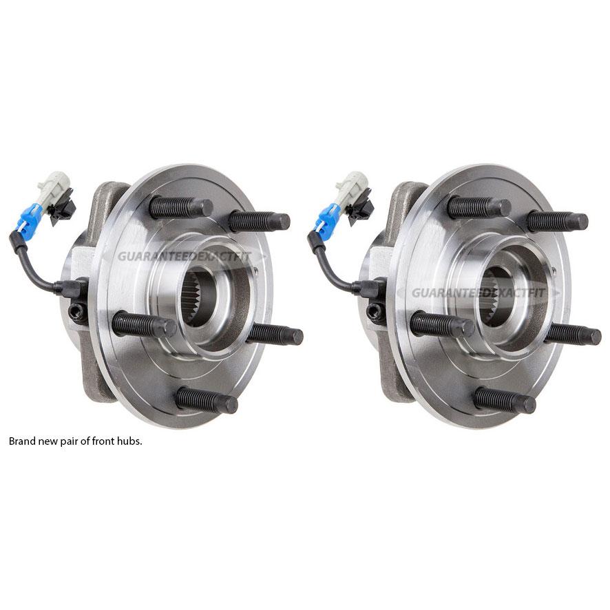 Chevrolet Equinox                        Wheel Hub Assembly KitWheel Hub Assembly Kit