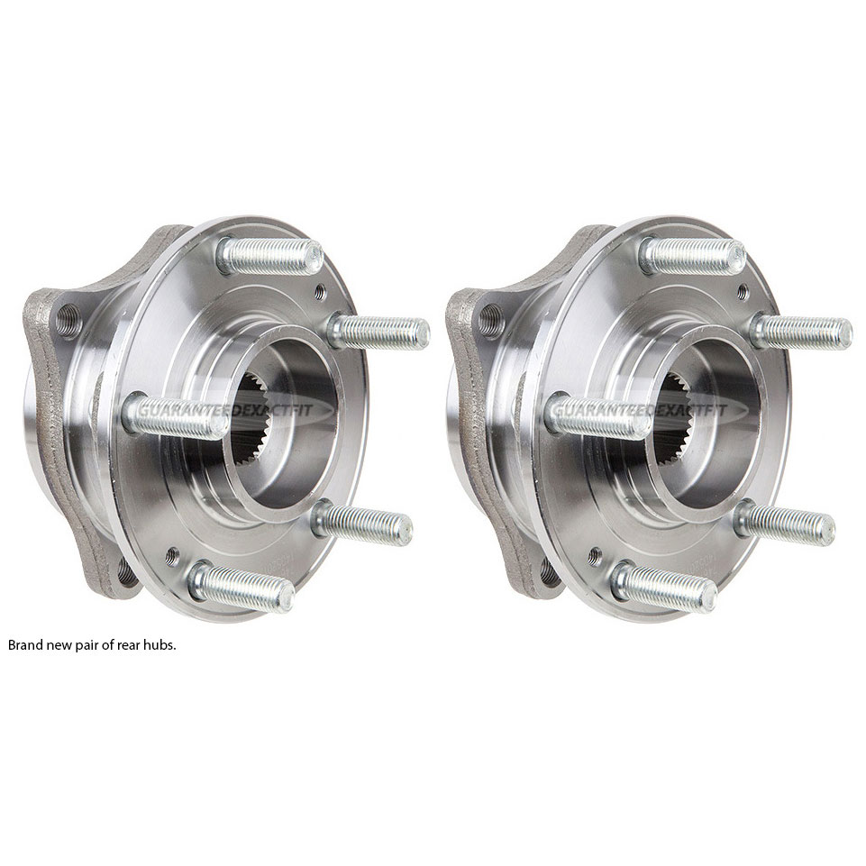 Hyundai Veracruz                       Wheel Hub Assembly KitWheel Hub Assembly Kit