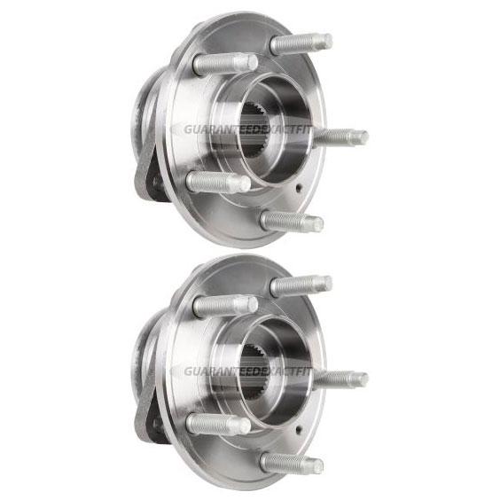 Chevrolet Volt                           Wheel Hub Assembly Kit
