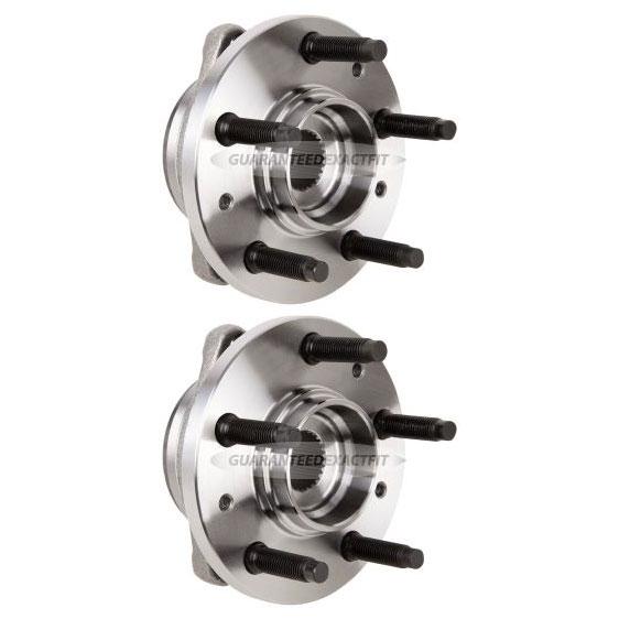 Ford Windstar                       Wheel Hub Assembly KitWheel Hub Assembly Kit