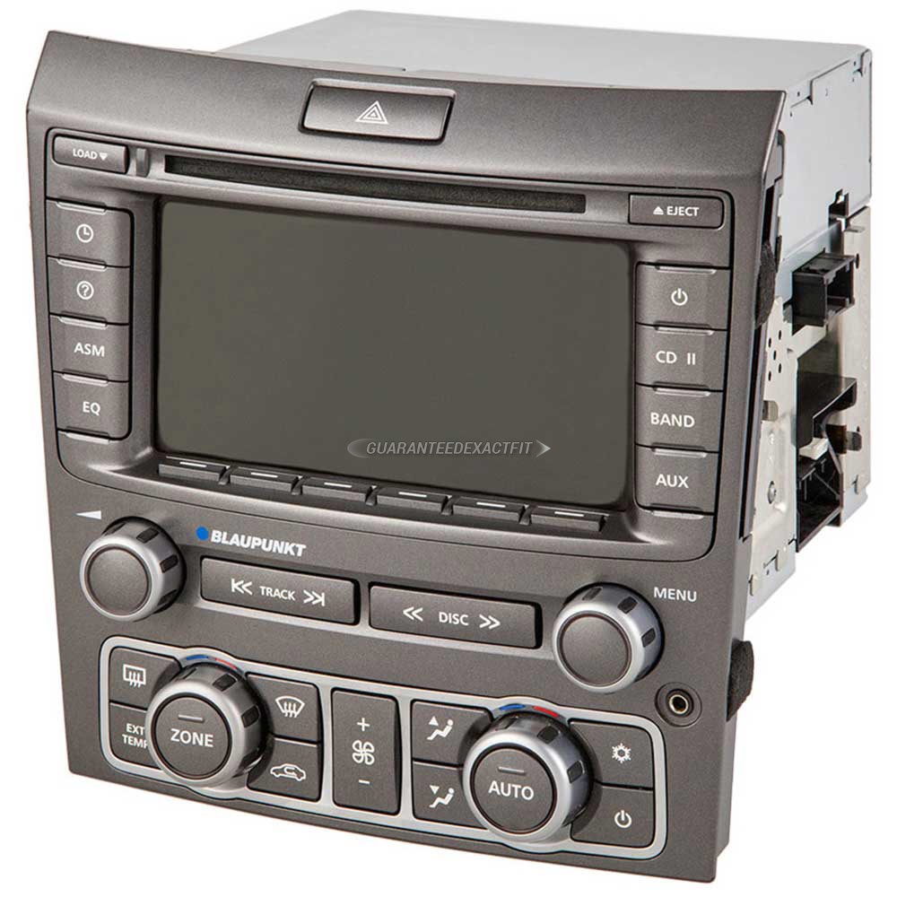Pontiac G8                             Radio or CD Player