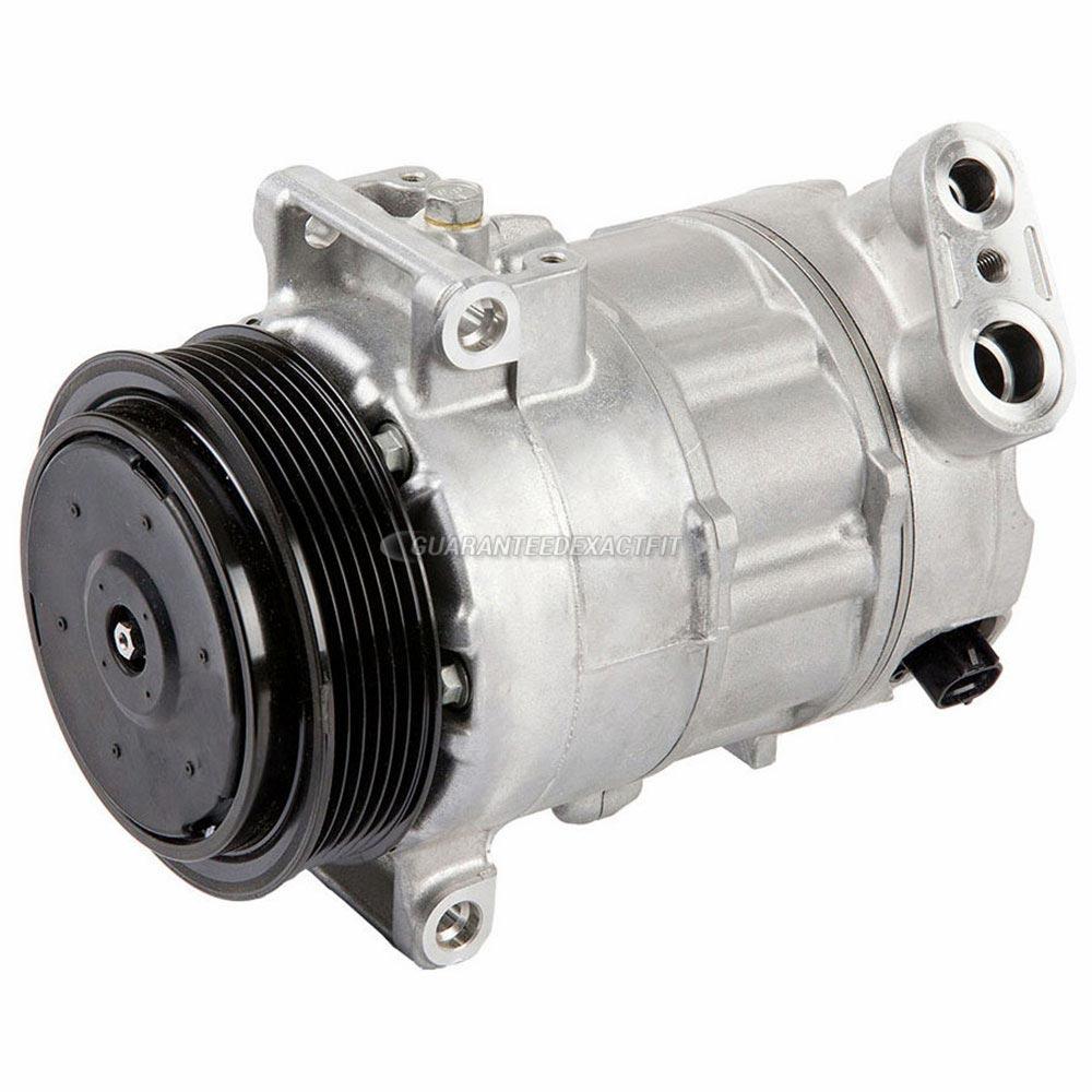 Pontiac G8                             A/C CompressorA/C Compressor