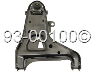 GMC S15 Jimmy                      Control ArmControl Arm